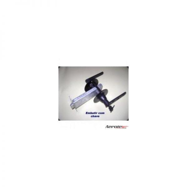 Instalação de Fechadura Embutir ou Sobrepor Porta corta Fogo por Porta - 60076
