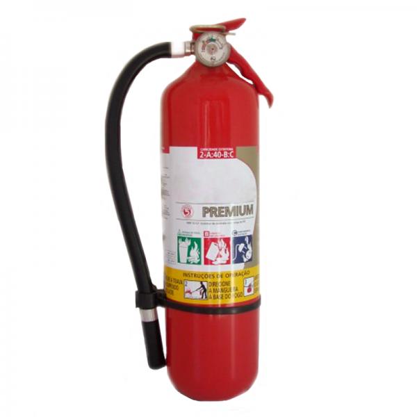 Recarga de Extintor Pó Químico ABC 2,3 KG PREMIUM - 10041