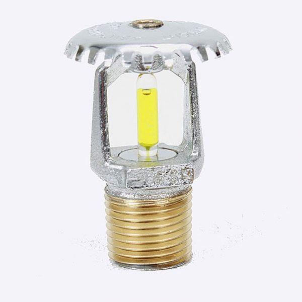 Sprinkler Standard K80 - 12 Cromado 79ºC - Para Cima (UpRight) - MH317