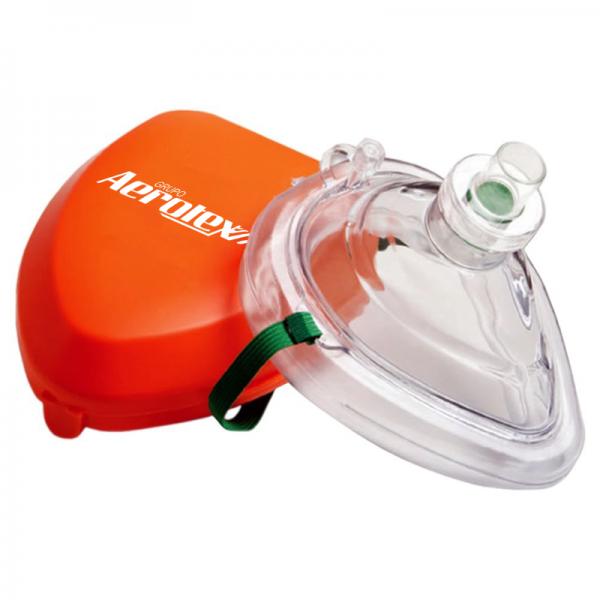 Máscara Para respiração cardio pulmonar ADC - RE065