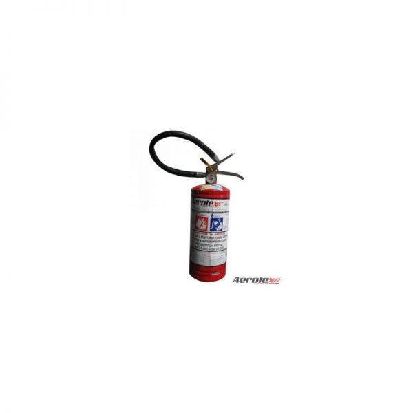 Recarga de Extintor Pó Químico BC 4 KG Veicular - 10006v