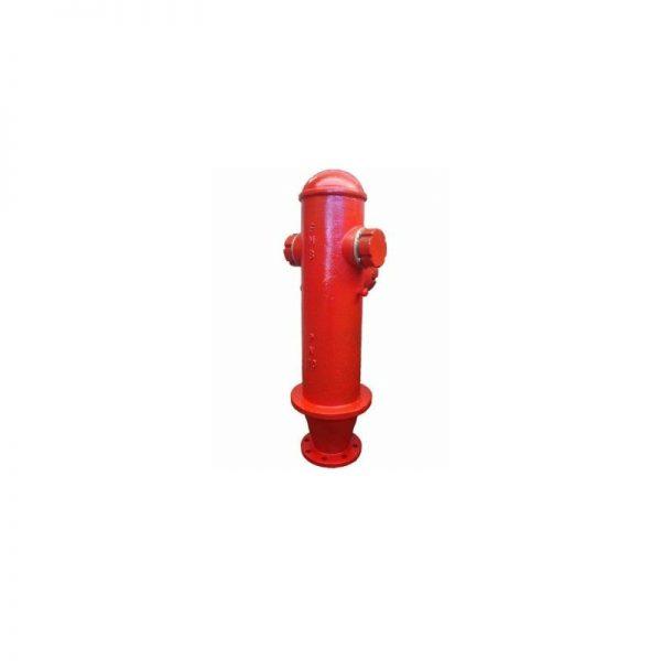 """Coluna de Hidrante Urbano, Rua, Passeio DN 100 MM (4"""") - MH511 - Hidrante de Rua"""