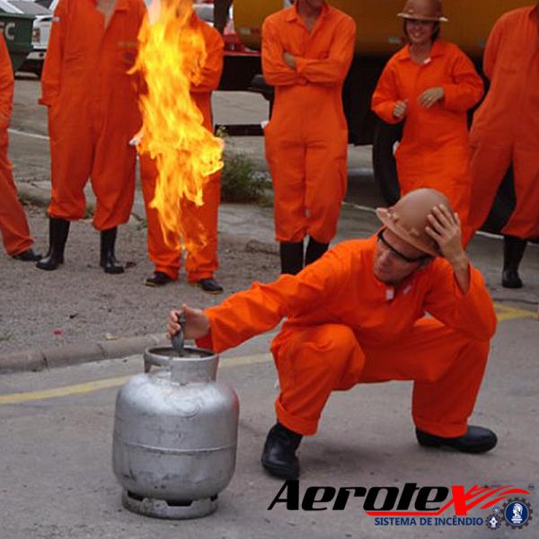 Curso de Formação Brigada de Incêndio em Campo de Prova - 60181