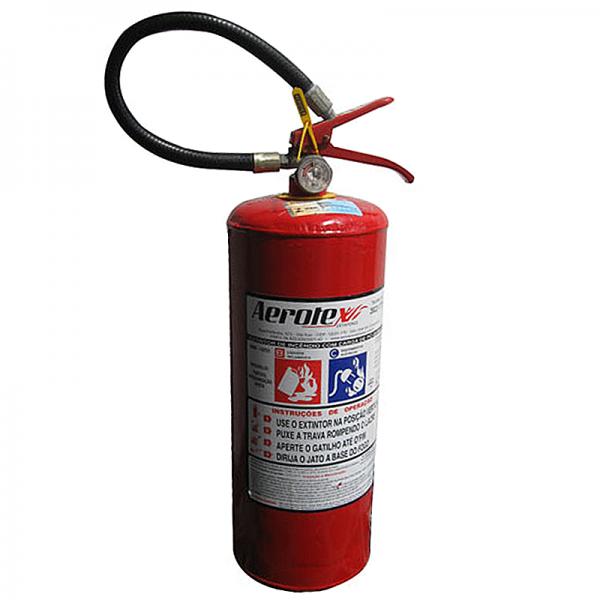 Recarga de Extintor Pó Químico BC 8 KG - 10032