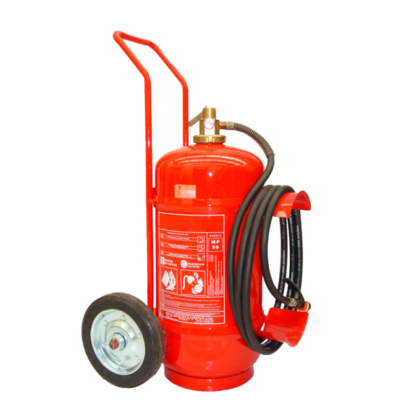 Recarga de Extintor Espuma Mecânica 50 Litros - 10044