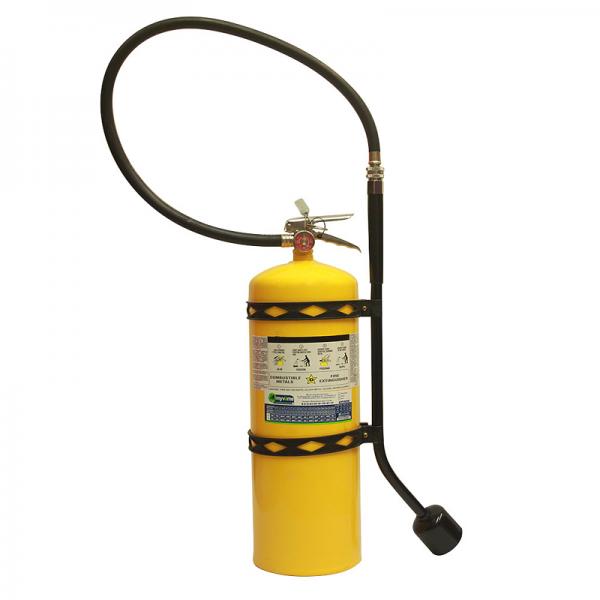 Recarga de Extintor Pó Químico D 09 KG -10050