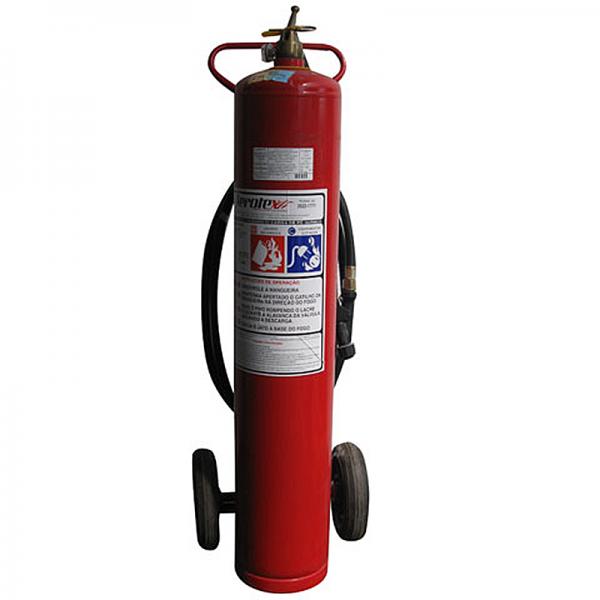 Recarga de Extintor Pó Químico BC 20 KG - 10009