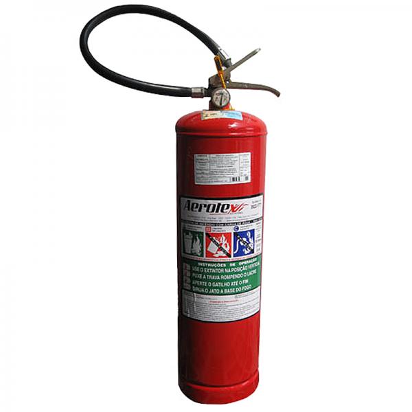 Recarga de Extintor Água Press 10 litros - 10000