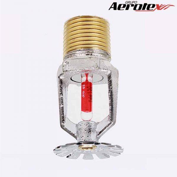 Sprinkler Standard K80 - 12 Cromado 68ºC - Pendente(Pendent) - MH287
