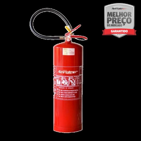 Extintor ÁGUA - A - PORTÁTIL - 2A - 10lts - EN001