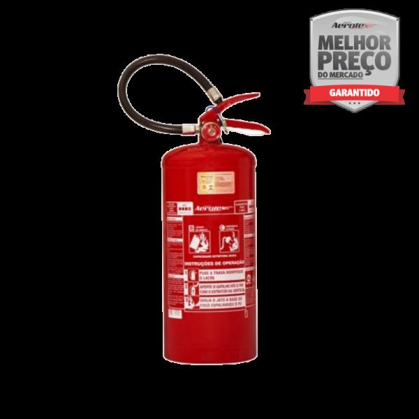 Extintor Pó - BC - PORTÁTIL - 30BC - EN007 - 8Kg