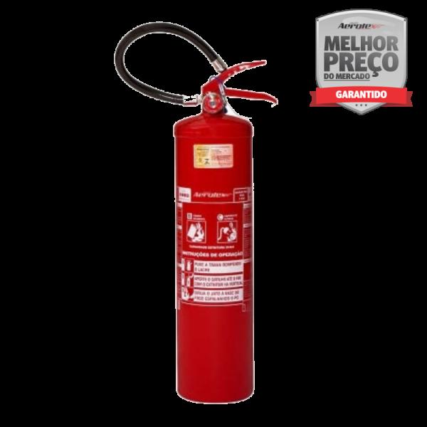 Extintor Pó - BC - PORTÁTIL - 40BC - EN008 - 12Kg