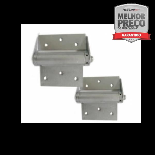Dobradiça para Porta Corta Fogo - Conjunto com 3 Peças - MH108