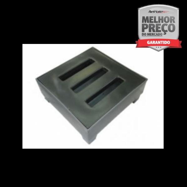Pallet de Contenção p 1 Tambor - Baixo Perfil - Aço Carbono - MH466