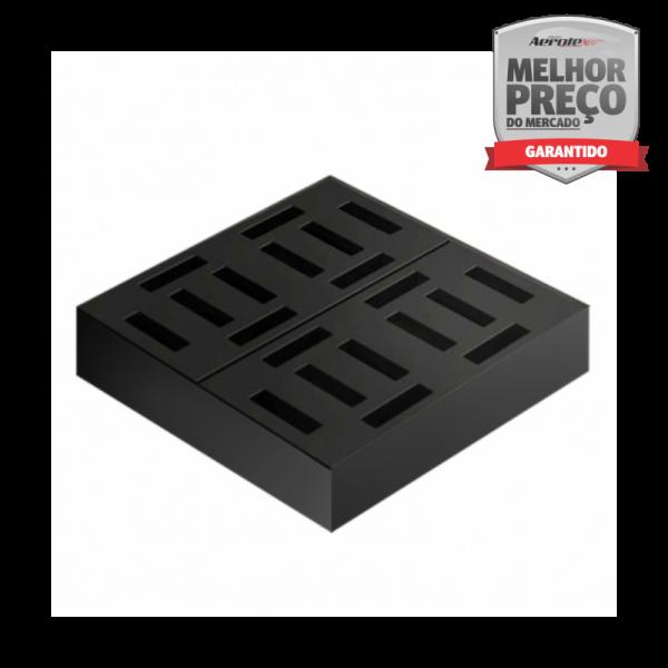 Pallet de Contenção p 4 Tambores - Baixo Perfil - Aço Carbono - MH471