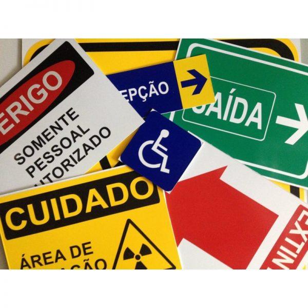 Placa PVC / Impressão digital / Personalizada - Leia descrição
