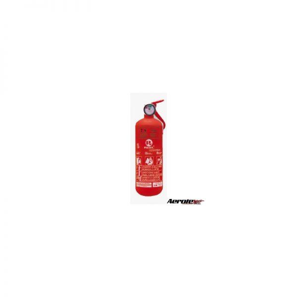 Extintor Pó Químico - BC - 01 Kg - Escort - Base de Troca por Recondicionado - BR019