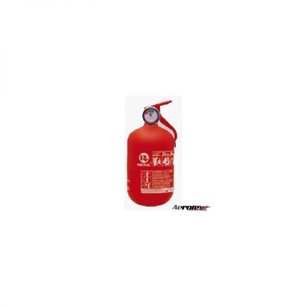 Extintor Pó Químico - BC - 01 Kg - FIAT - Base de Troca por Recondicionado - BR020