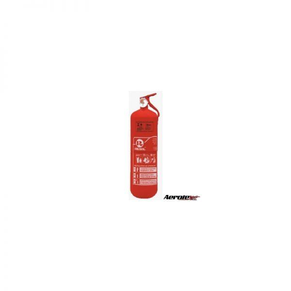 Extintor Pó Químico - BC - 02 Kg - Caminhão - Base de Troca por Recondicionado - BR011