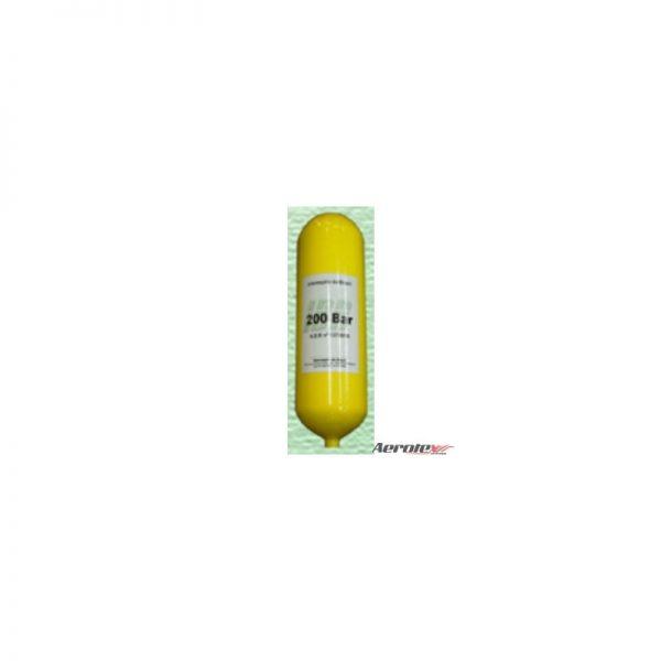 Recarga Cilindro Aço Carbono ''200 Bar'' - Ar Respirável - 6 Litros - 10080