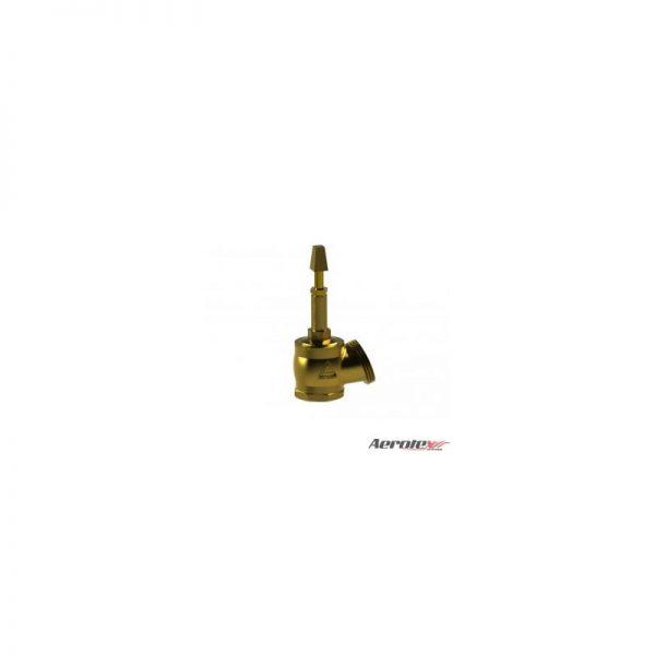 "Registro Recalque Industrial 300LBS - 2 ½"" - 45 Graus - MH533"