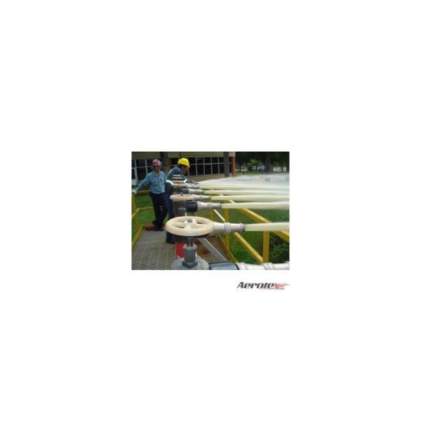 Teste Medição de Vazão Pressão Estática e Dinâmica de Rede Hidráulica de Incêndio c/ Laudo Técnico e ART de Pressão - 60174