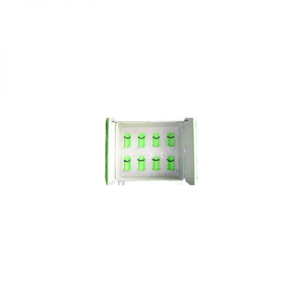 Armário para Equipamento Respiração Autônoma com 8 Cilindros em Fibra 150x150x50 - EP090