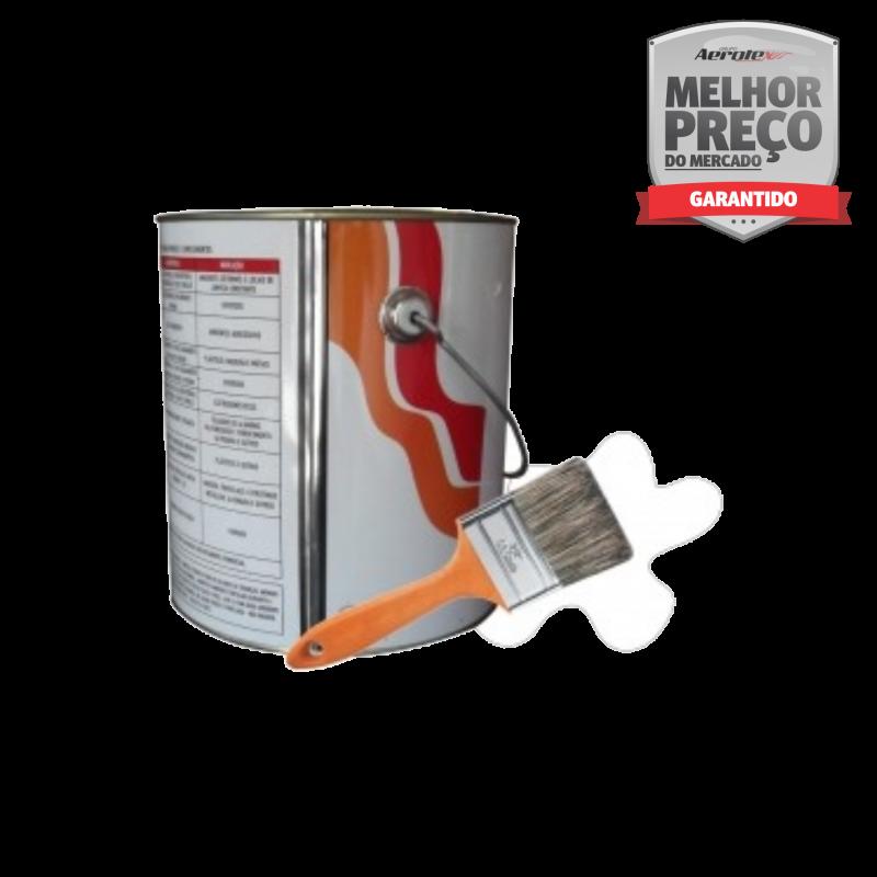 Tinta Anti-Chama para Drywall 3,6 Litros - Branca - TC039