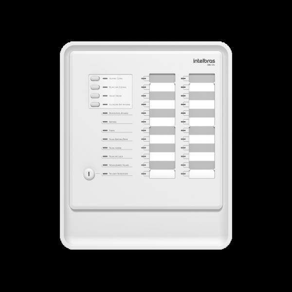 Central de Alarme Convencional CIC24 c/ Bateria - 24 Laços - Intelbras - IB008